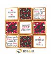 Biscuits - Sans valentin