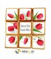 Biscuits - Fête des grands-mères - Tulipes