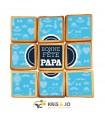 Biscuits Fête des Pères - Papa Azur