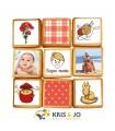 Biscuits créatifs - Fête des grands-mères - Super mamie