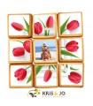 Biscuits Créatifs - Fête des grands-mères - Tulipes
