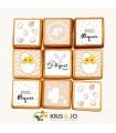Coffret de Biscuits de Pâques - Pâques Design