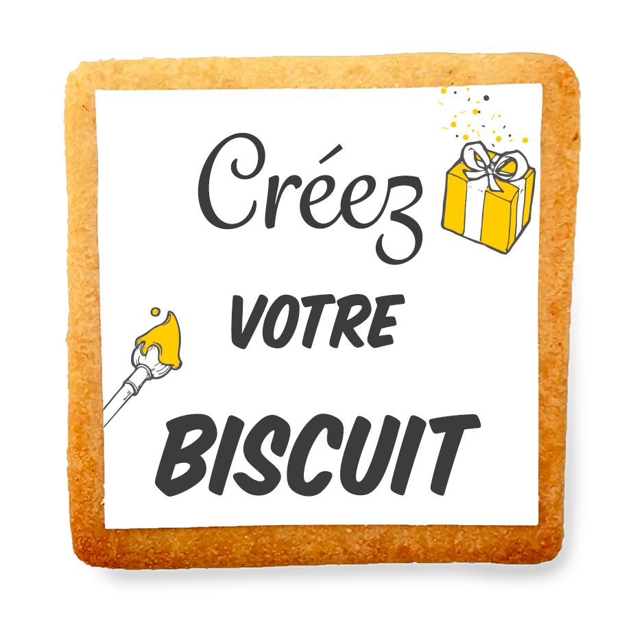 biscuit personnalisé Kris et Jo